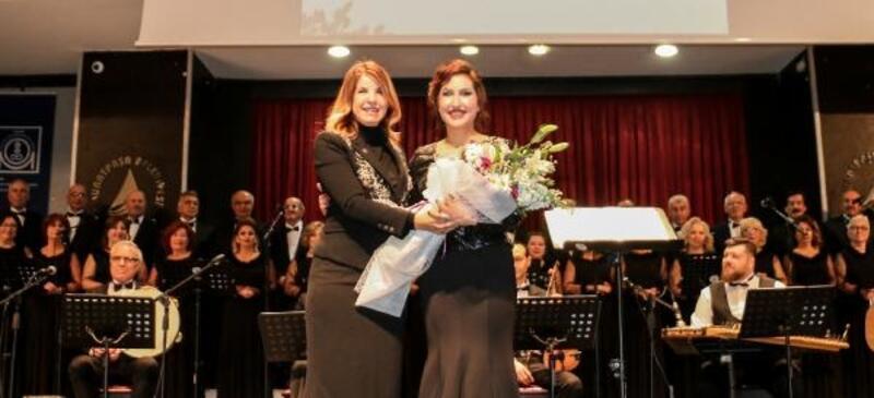 MMO Türk Müziği Korosu'ndan konser