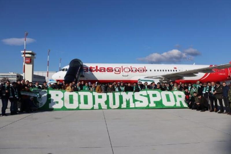Bodrumspor'dan Malatya çıkarması