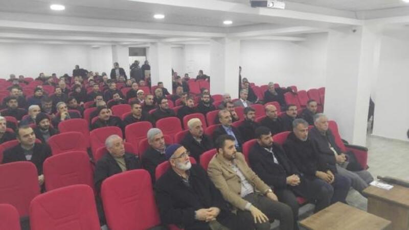 Diyarbakır'da bağımlılıkla mücadele sunumu