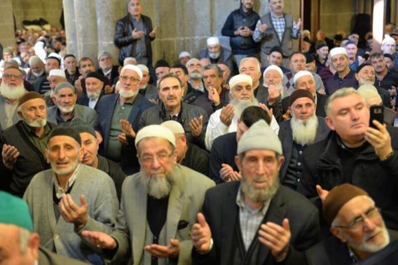 486'ncı yılında okunan 37 bin 905 hatimin duası yapıldı