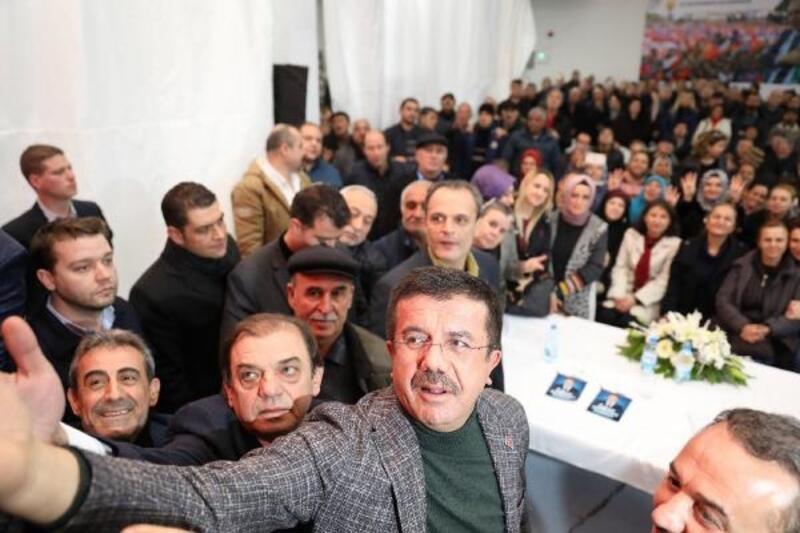 AK Partili Zeybekci: Atatürk'ü sevenler bu ülkede yüzde 25'lik bir partinin mensubu değil