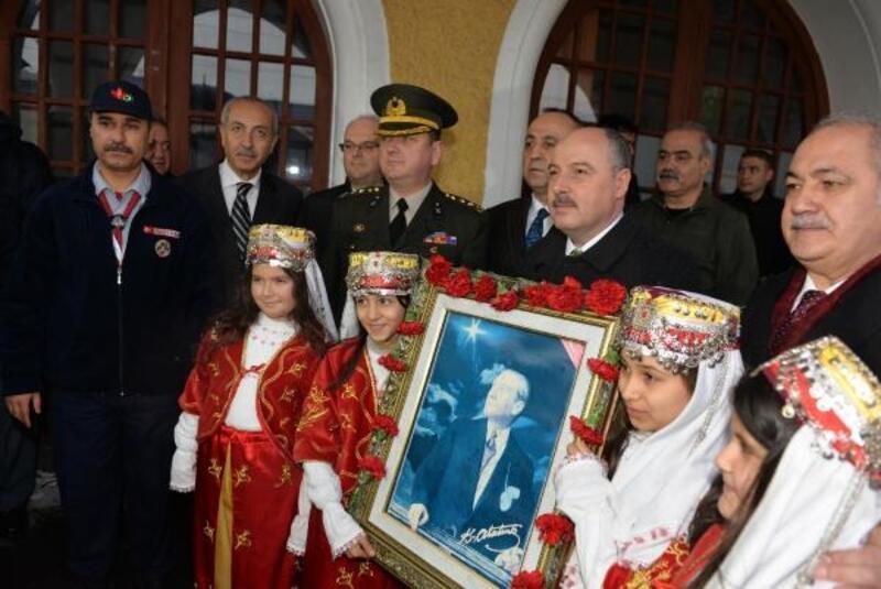 Atatürk'ün Osmaniye'ye gelişinin 94'üncü yılı kutlandı