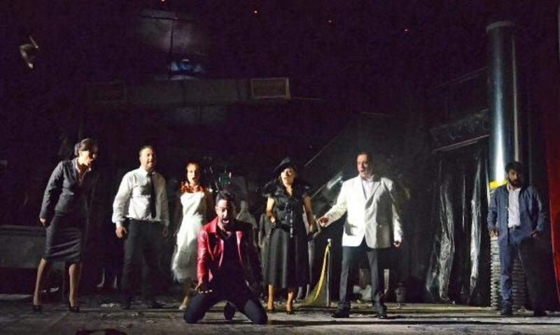 Mozart'ın Don Giovanni operası yeniden sahnede