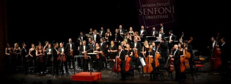 ADSO'dan keman konseri