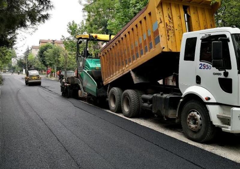 Osmangazi Belediyesi 2018 yılı asfalt çalışması raporunu yayınladı