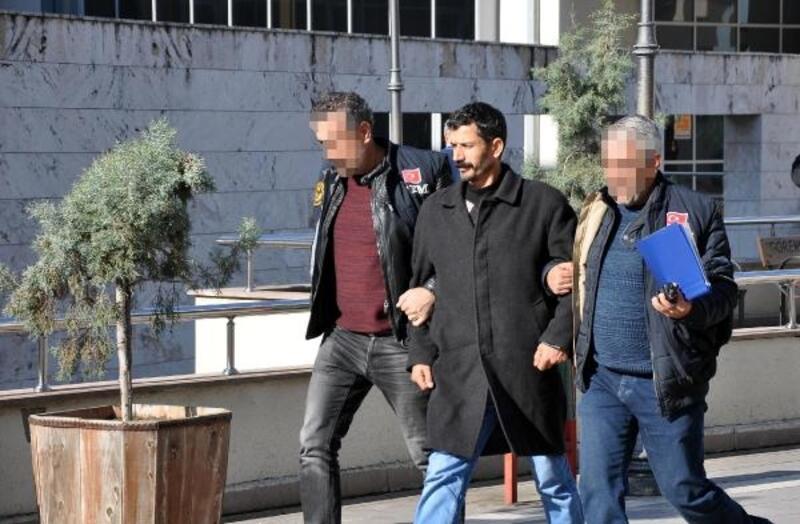 Kesinleşmiş hapis cezası bulunan PKK'lı, Osmaniye'de yakalandı