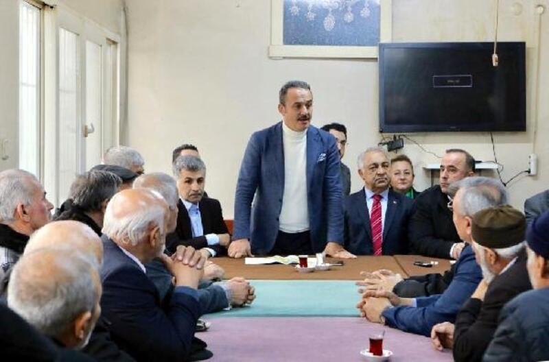 AK Partili Şengül'den kentsel dönüşüm uyarısı