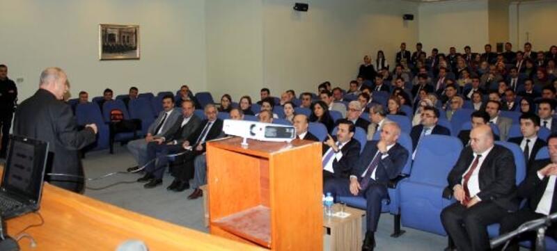 Yargı çalışanlarına iletişim semineri