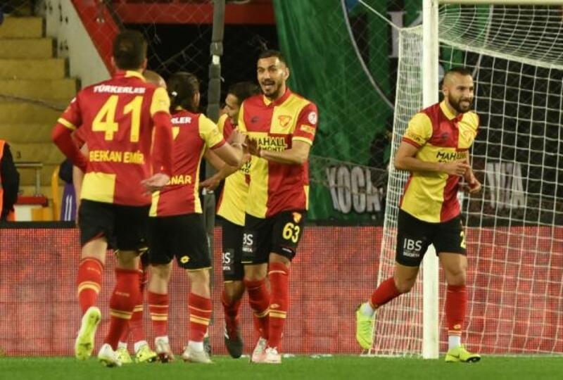 Antalyaspor - Göztepe maçının ardından