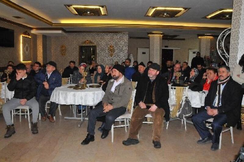 Belediye Başkan adayı İsmail Erdem, Ataşehirlilerle buluştu