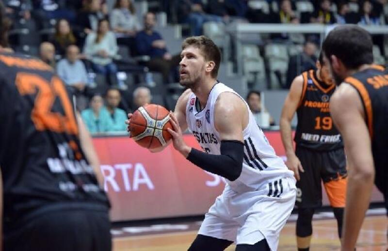 Beşiktaş Sompo Japan - Promitheas: 96-74