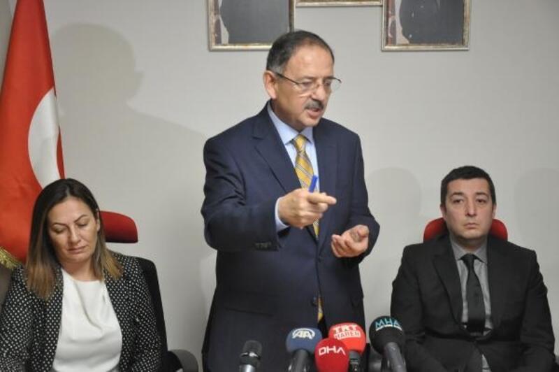 Özhaseki: Ankaragücü maç için bir daha dışarı gitmeyecek