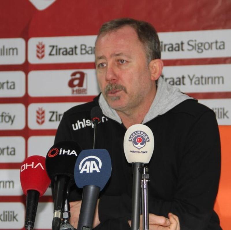 Aytemiz Alanyaspor–Kasımpaşa maçın ardından