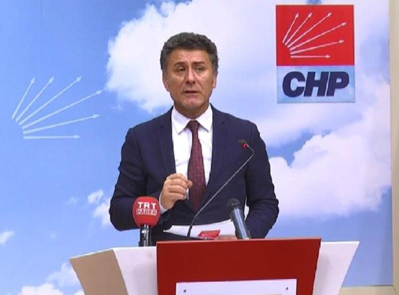 CHP'li Sarıbal: 1,9 milyon ton soğan üretildiyse neden sorun yaşıyoruz