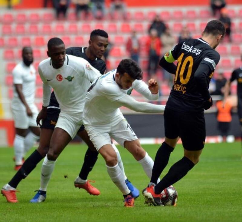 İstikbal Mobilya Kayserispor-Akhisarspor