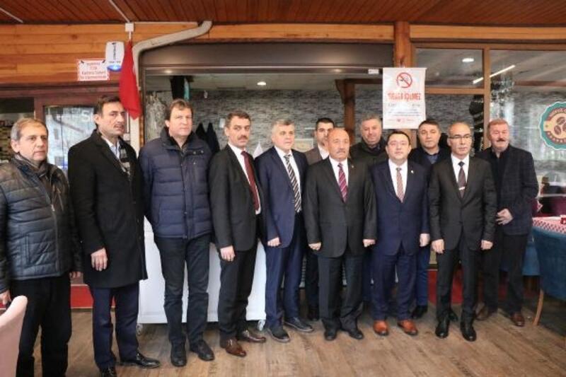 Harb-İş Genel Başkanı Bayram Bozal: Altay'ı biz istiyoruz
