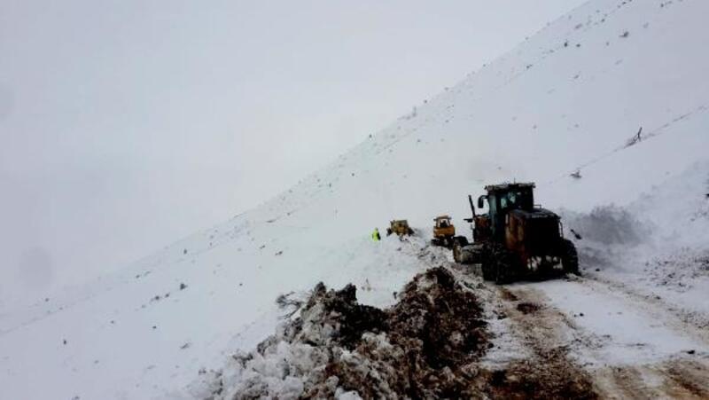 Malatya'da 103 köy yolu açıldı