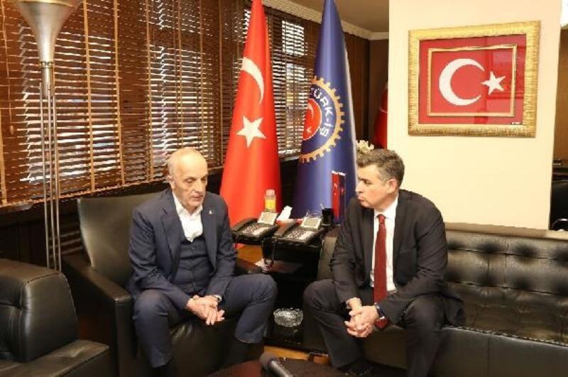 Feyzioğlu ve Atalay'dan ABD Başkanı Trump'a ortak tepki