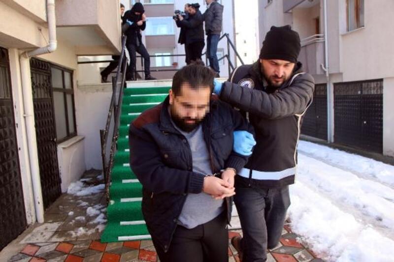 Bolu'da FETÖ evine operasyon: 4 gözaltı