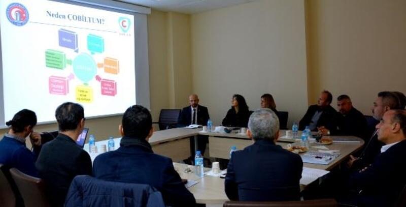ÇOBİLTUM Yönetim Kurulu toplantısı gerçekleşti
