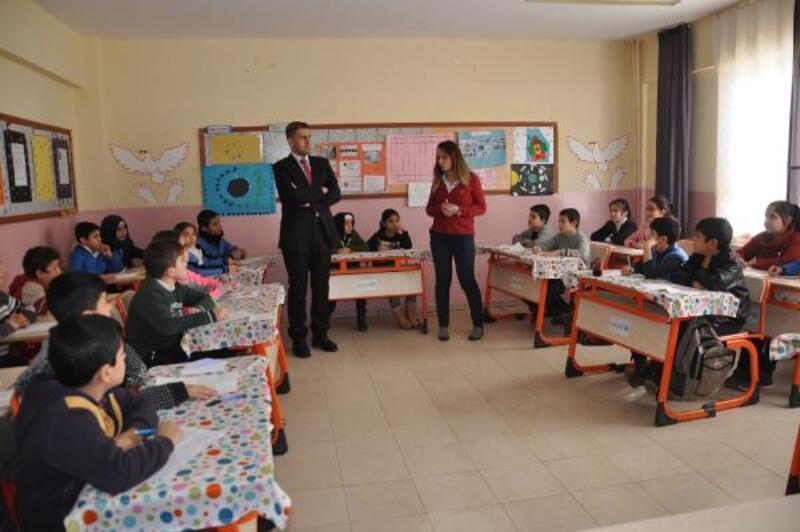 Öğrencilerden, Mehmetçiklere moral mektubu