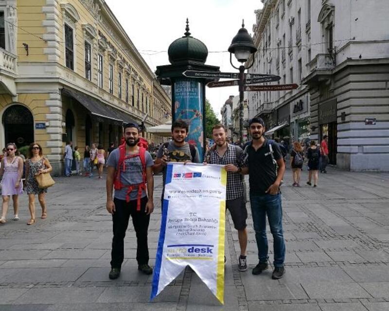 Büyükşehir'den Avrupa'ya Kültür Köprüsü