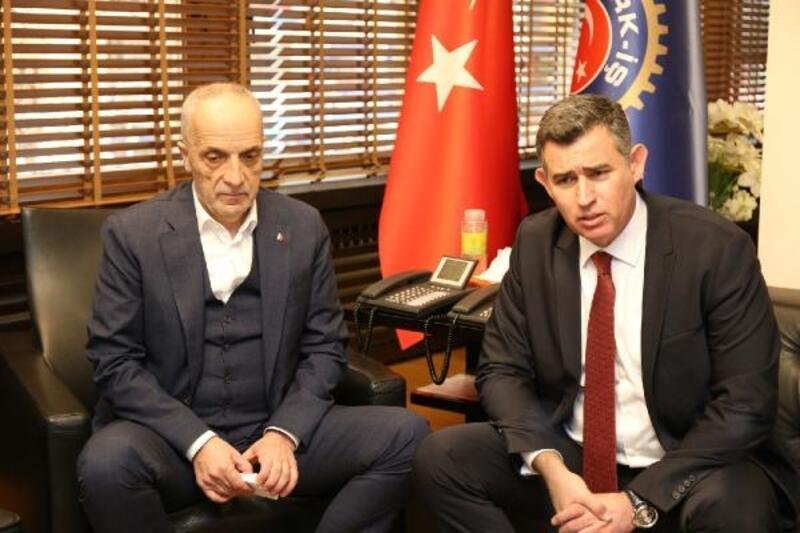 Atalay'dan Feyzioğlu'nun teklifine destek