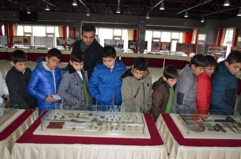 Çanakkale Savaşları Gezici Müzesi Adilcevaz'da