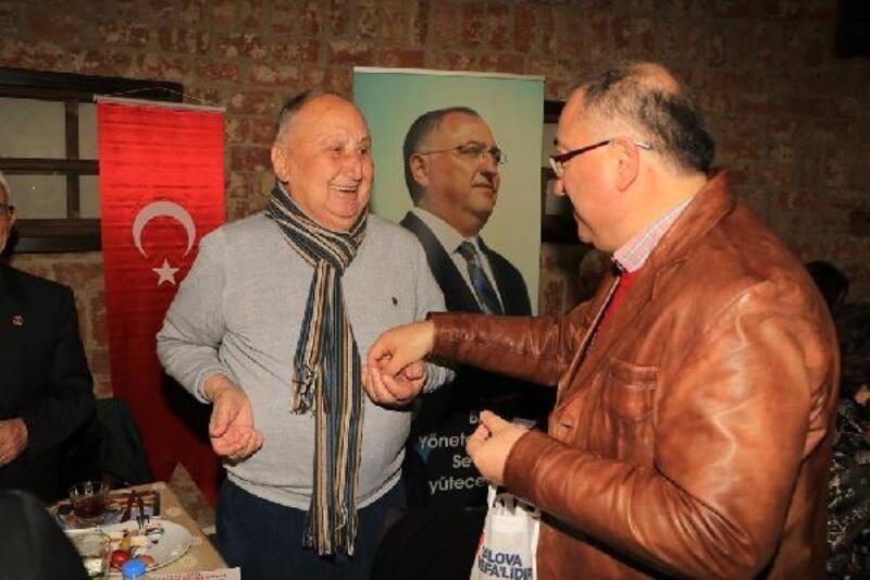 Başkan Salman'dan TEMAD üyelerine lokal yeri müjdesi
