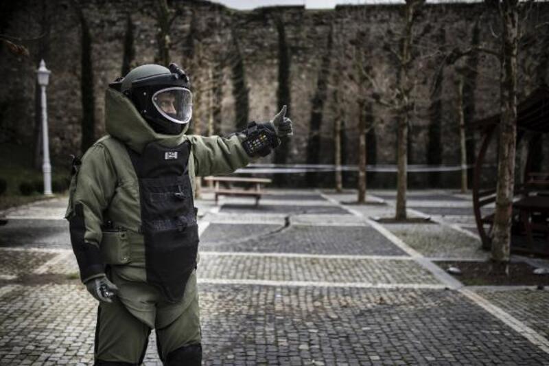 Onlar, polisin can dostları... Bombaların kokusunu alıyor, patlamaları önlüyorlar