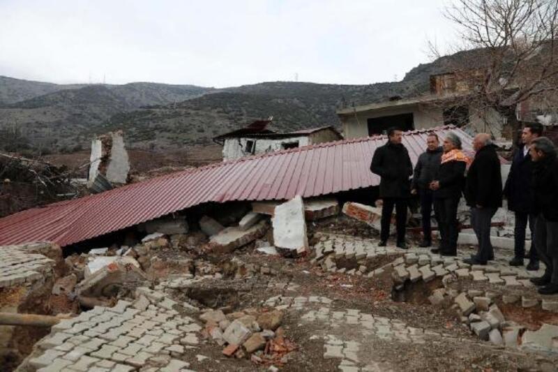 Zeybekci'den Eğridere ziyareti
