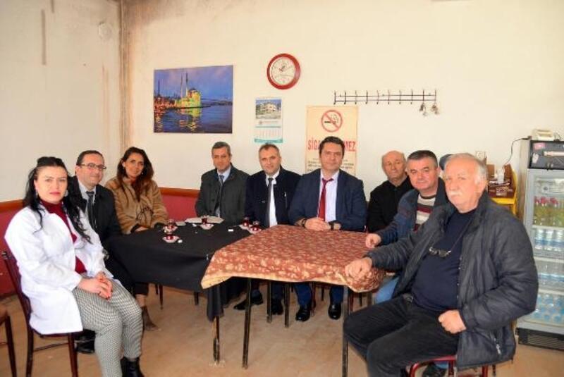 Eskişehir Sağlık Müdürü Bilge, sağlık merkezlerini inceledi