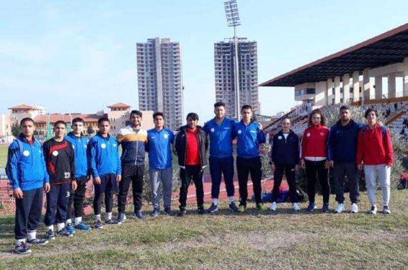 Osmaniyeli atletlerden Türkiye derecesi