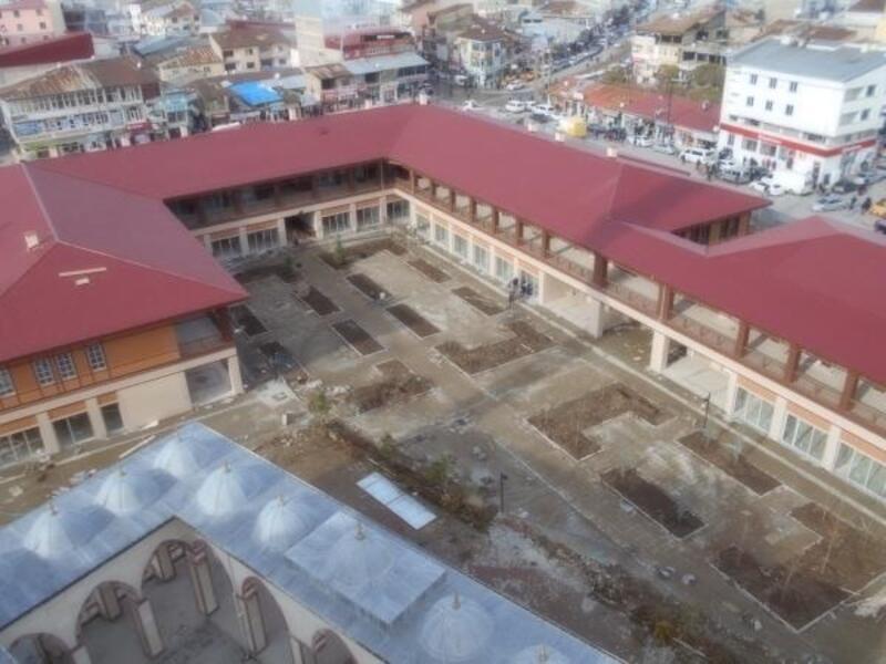 TOKİ, Van Erciş'te 216 adet iş yeri ve 41 adet ofis satışa sundu