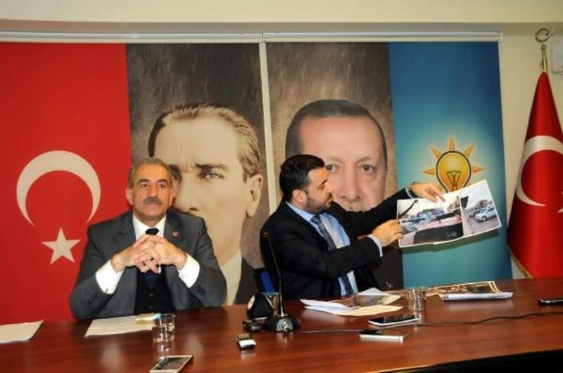 AK Parti'nin adayı Öztabak'tan 'Yalova Belediyesi'nin 12 çöp kamyonu icralık' iddiası