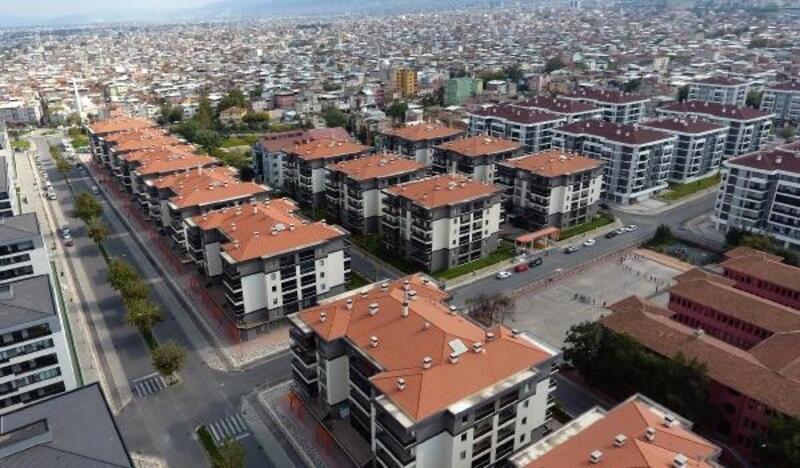 Osmangazi Belediyesi sağlam konutlara önem gösteriyor