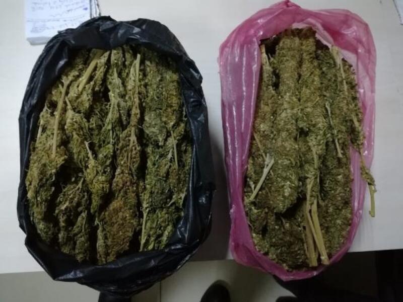 Gaziantep'te uyuşturucuya 2 gözaltı