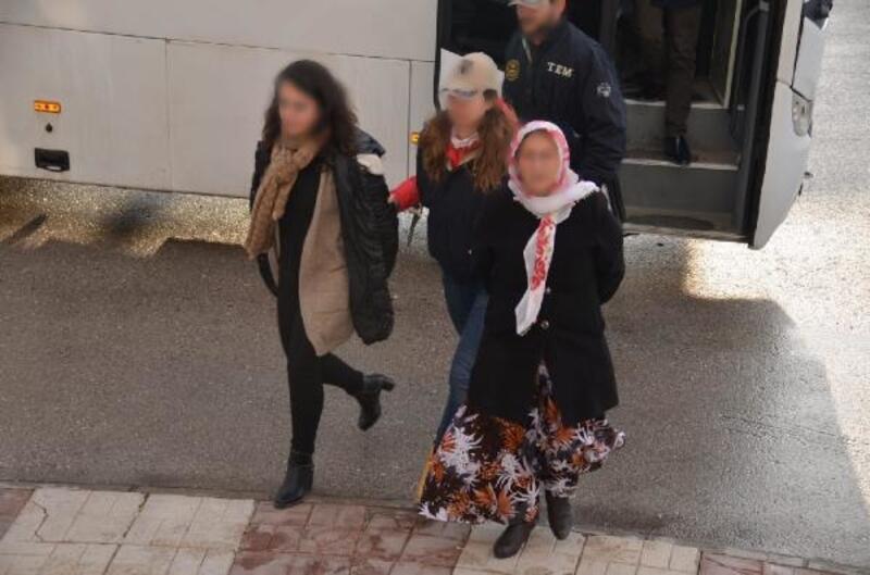 Van'da PKK propagandasına 6 gözaltı