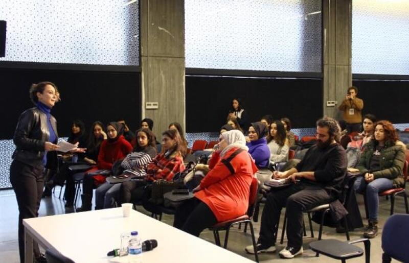 Sivil toplum profesyonelleri ve sosyal girişimciler öğrencilerle bir araya geldi