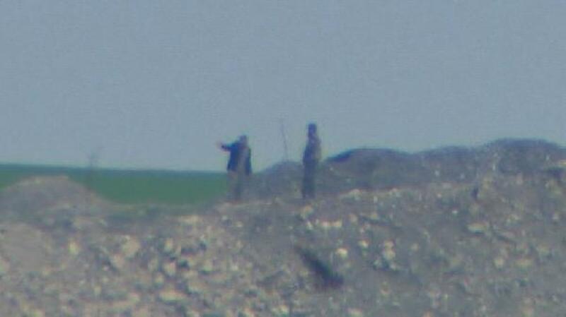 Fırat'ın doğusundaki teröristlerin operasyon paniği sürüyor