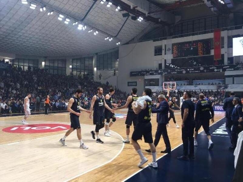 Buducnost - Fenerbahçe Beko: 65-89