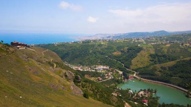 Trabzon'un yeni cenneti; Sera Gölü