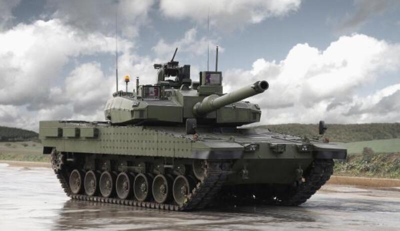 Altay tankı için 1.8 milyon metrekarelik tesis özelleştirme kapsamına alındı