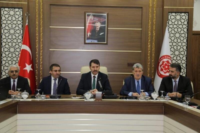 Vali Ayhan: Sivas'taki potansiyelleri harekete geçirmek istiyoruz