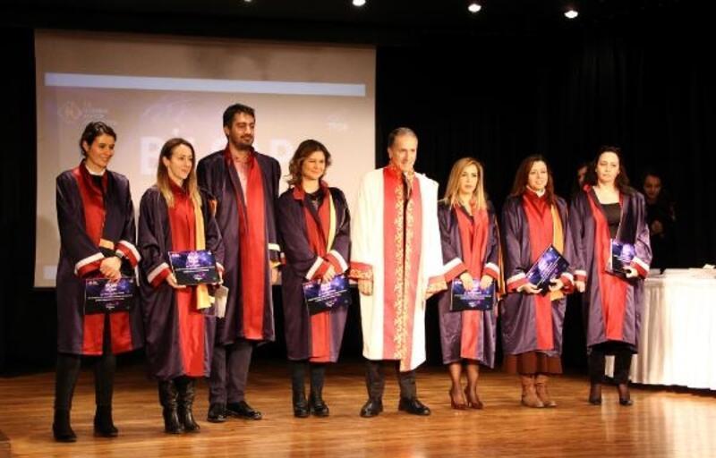 İKÜ, 53 akademik personeline BİLSAP ödülü verdi