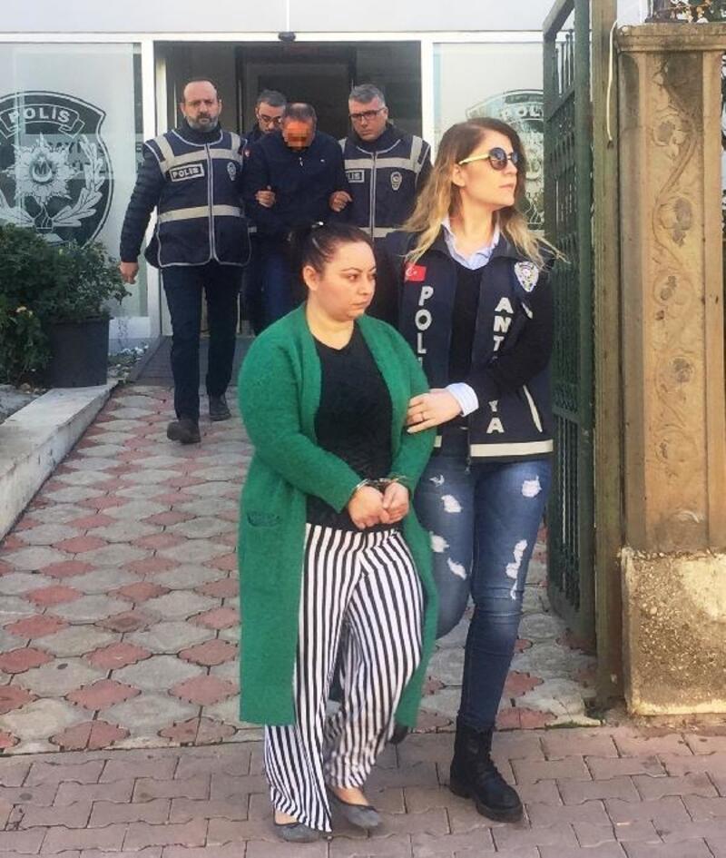 Emekli öğretmenin katil zanlısı sevgililer tutuklandı