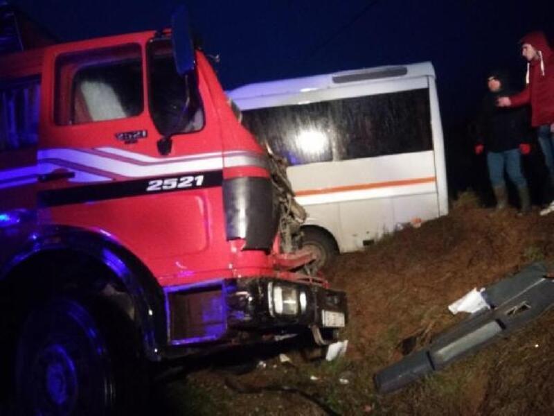 Çanakkale'de 13 öğrencinin yaralandığı kazaya soruşturma