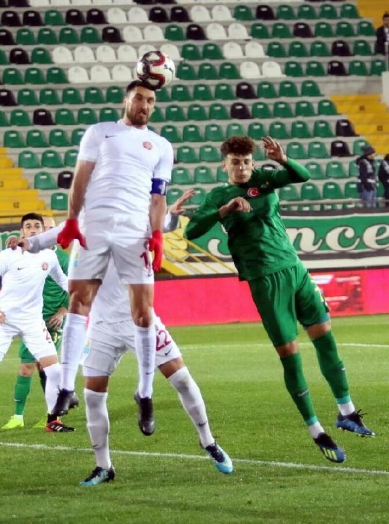 Akhisarspor - Fatih Karagümrük