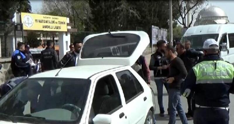 81 ilde aranan 727 kişi yakalandı