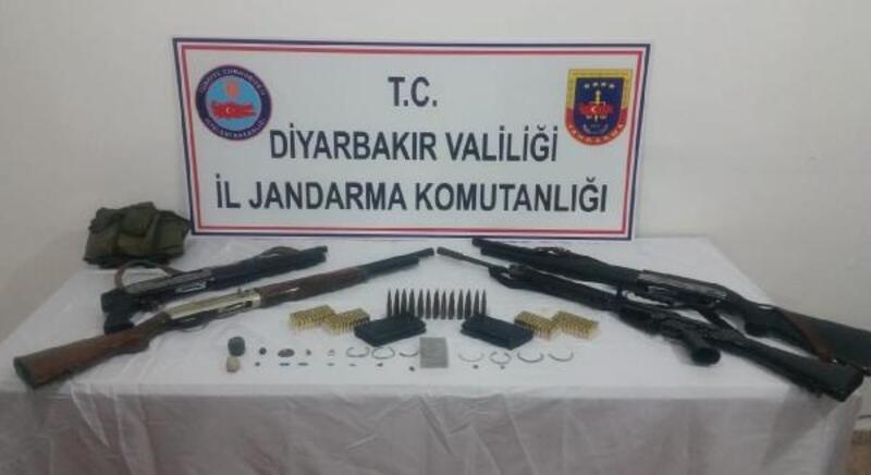 Ergani'de tarihi eser operasyonu: 7 gözaltı